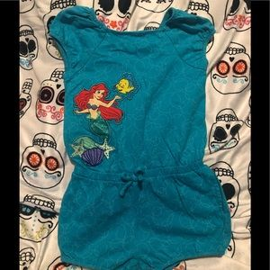 Girls Disney romper